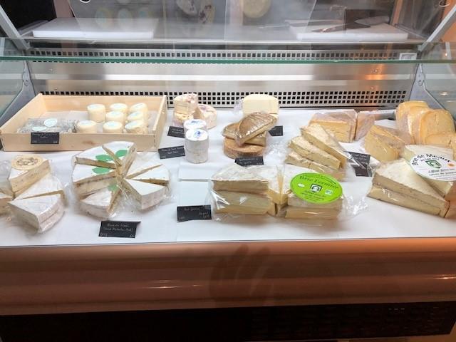 Fromages et laitages